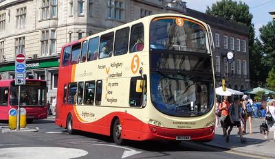 467 - BK13OAM  - Brighton (Castle Square)