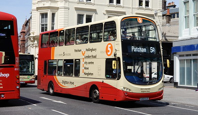 475 - BJ63UJC - Brighton (Old Steine)