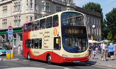 482 - BJ63UJL  - Brighton (Castle Square)