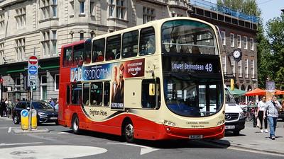 416 - BJ11XHS - Brighton (Castle Square)