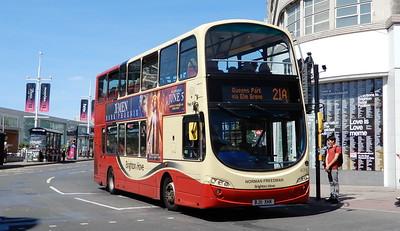 409 - BJ11XHK - Brighton (Churchill Square)