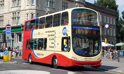 415 - BJ11XHR - Brighton (Castle Square)