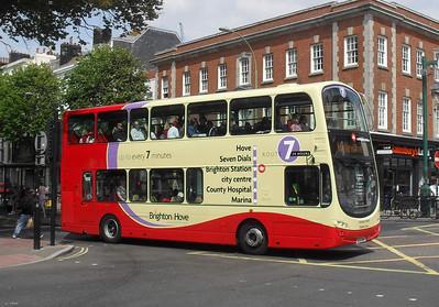414 - BJ11XHP - Brighton (Old Steine) - 11.7.11