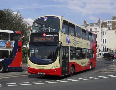 416 - BJ11XHS - Brighton (Old Steine) - 11.7.11