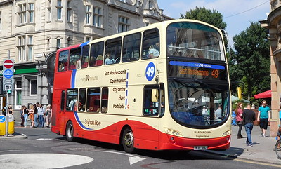 410 - BJ11XHL - Brighton (Castle Square)