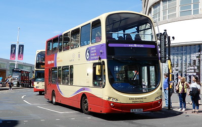 407 - BJ11XHG - Brighton (Churchill Square)