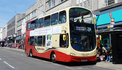 415 - BJ11XHR - Brighton (Churchill Square)