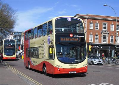 413 - BJ11XHO - Brighton (Old Steine) - 10.4.12