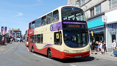 406 - BJ11XHF - Brighton (Churchill Square)