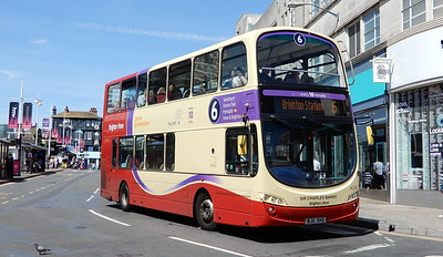 404 - BJ11XHD - Brighton (Churchill Square)