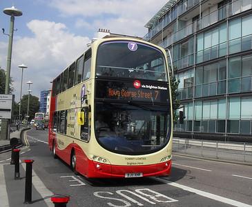 415 - BJ11XHR - Brighton (Old Steine) - 11.7.11