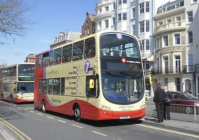 416 - BJ11XHS - Brighton (Old Steine) - 10.4.12