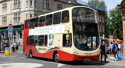 415 - BJ11XHR - Brighton (Castle Square)