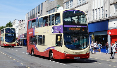 405 - BJ11XHE - Brighton (Churchill Square)