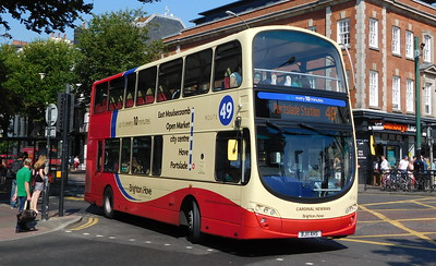 416 - BJ11XHS - Brighton (Old Steine)