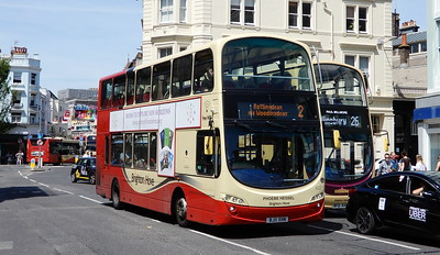 412 - BJ11XHN - Brighton (Old Steine)