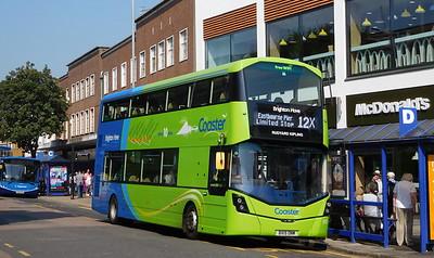 935 - BX15ONM  - Eastbourne (Terminus Road)