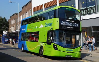 926 - BX15ONA  - Eastbourne (Terminus Road)