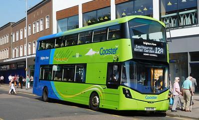 927 - BX15ONB  - Eastbourne (Terminus Road)