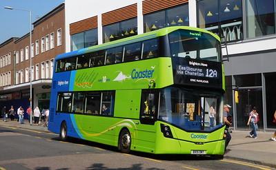 941 - BX15ONT  - Eastbourne (Terminus Road)