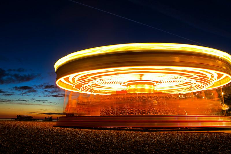 Carousel revolution