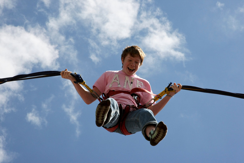 Bungee Jumping in Brighton, Sussex