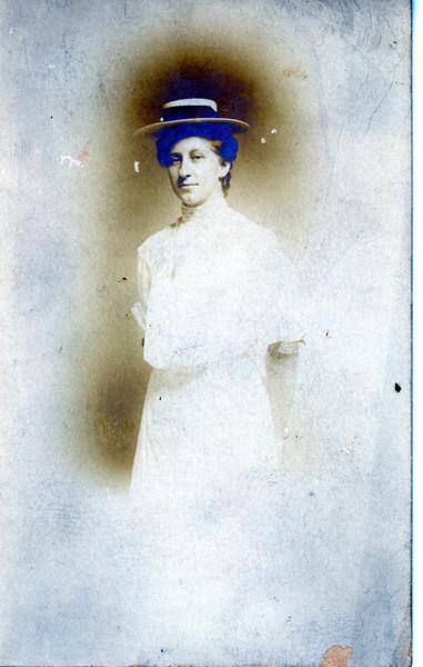 Annie Getzinger Fitzhugh