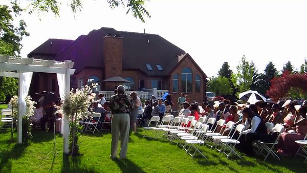 Brin dent wedding