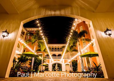 Courtyard of light
