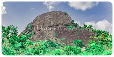 Ekiti hills