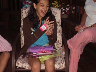 Bri's 13th Birthday Party