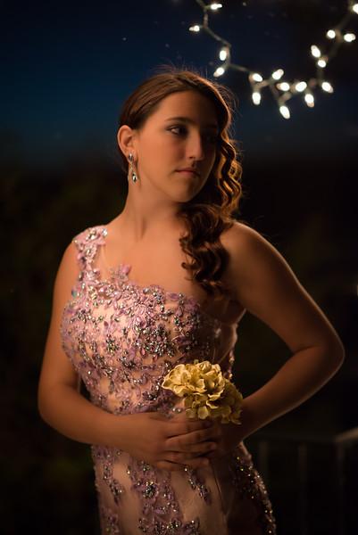 Bri's Prom Dress