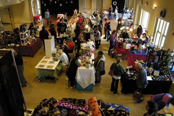 BDW Holiday Crafts Fair 2010