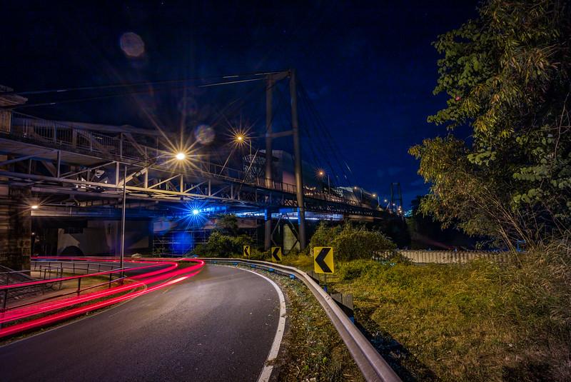 Jack Pesch Bridge, Albert Bridge