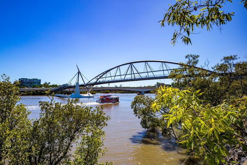 Goodwill Bridge, Captain Cook Bridge