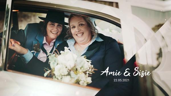 Amie and Susie - Wedding Slideshow