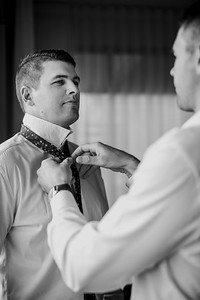 27_Chelsea and Brent at Preston Peak Wines_She_Said_Yes_Wedding_Photography_Brisbane-_BnW
