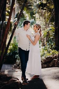 1_C+B_at_ Brisbane_Botanic_Gardens_Mt_Coot-tha_She_Said_Yes_Wedding_Photography_Brisbane