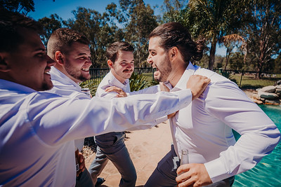 20_K+S Groom Prep at Reflections-Lake Cooby_She_Said_Yes_Wedding_Photography_Brisbane