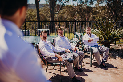 13_K+S Groom Prep at Reflections-Lake Cooby_She_Said_Yes_Wedding_Photography_Brisbane