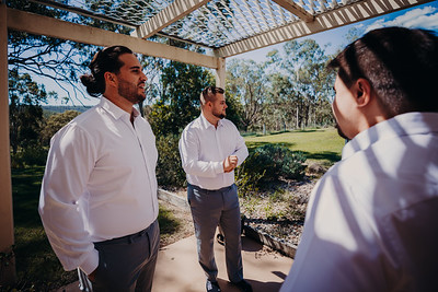 8_K+S Groom Prep at Reflections-Lake Cooby_She_Said_Yes_Wedding_Photography_Brisbane