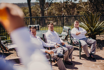 12_K+S Groom Prep at Reflections-Lake Cooby_She_Said_Yes_Wedding_Photography_Brisbane