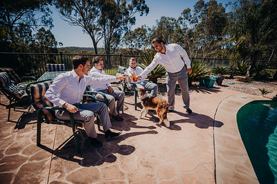 15_K+S Groom Prep at Reflections-Lake Cooby_She_Said_Yes_Wedding_Photography_Brisbane