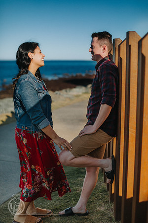 1_N+H Pre-wedding at Redcliffe_She_Said_Yes_Wedding_Photography_Brisbane