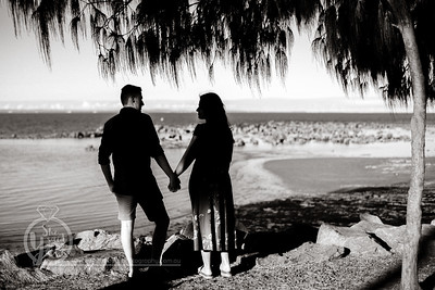 18_N+H Pre-wedding at Redcliffe_She_Said_Yes_Wedding_Photography_Brisbane