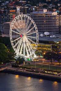 Wheel of Brisbane.