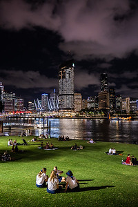 The Lawn at South Bank.