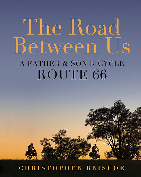The Road Between Us Cover