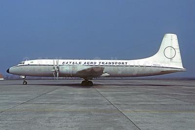 Katale Aero Transport Bristol Britannia 252 (F) 9Q-CPX (msn 13451) OST (Christian Volpati Collection). Image: 952283.