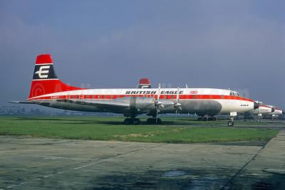 """""""Ajax"""", ex BOAC, delivered on September 13, 1963"""